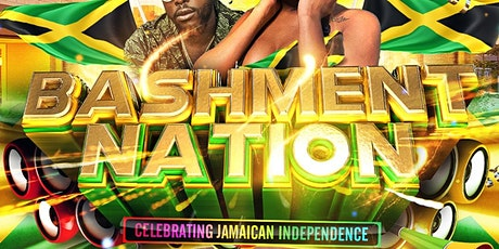 BASHMENT NATION - Jamaican Independence Party tickets