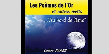 POESIE AVEC LAURE TARER  : Les poèmes de l'or billets