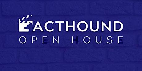 Acthound Online Open House biglietti