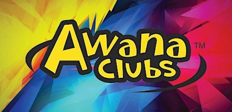 Wednesday Awana tickets