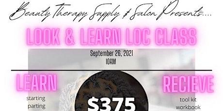 LOOK & LEARN LOC CLASS tickets