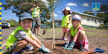 Manly West  - Brisbane City Council Community Street Tree Planting tickets