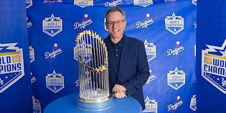 Los Angeles Dodgers: Team Historian Mark Langill tickets