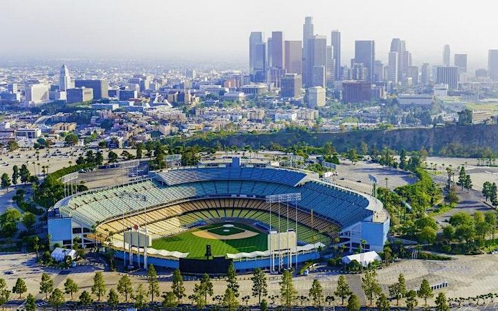 Los Angeles Dodgers: Team Historian Mark Langill image