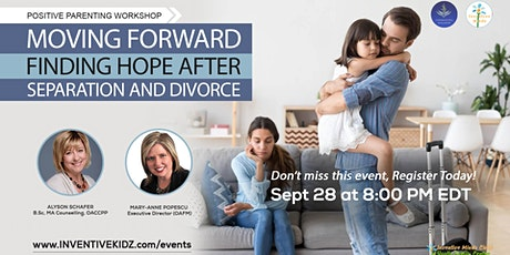 MOVING FORWARD - Finding Hope After Separation and Divorce tickets