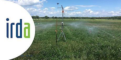 IRDA - Vitrine d'exposition d'outils d'aide à la décision pour l'irrigation billets