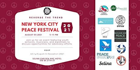 NYC Peace Festival tickets
