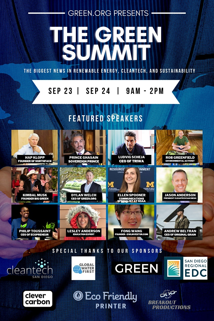 The Green Summit image