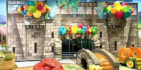 September-Kids' Castle Playtime tickets