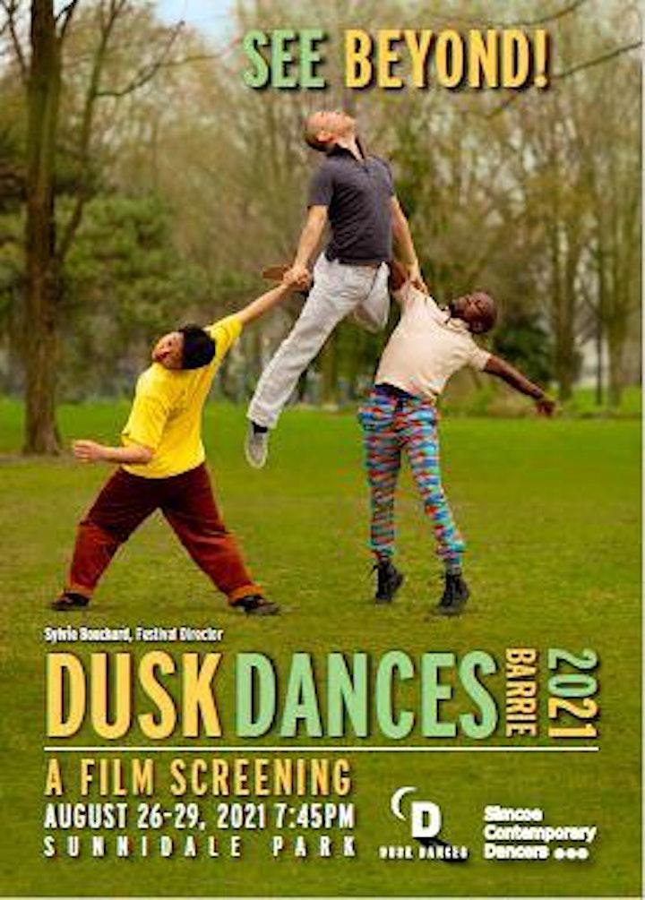 Dusk Dances Barrie 2021 image