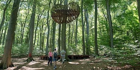 Mo,01.11.21 Wanderdate Single-Treff Waldkunst und Planeten für 50+ Tickets