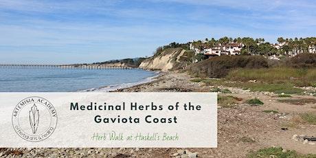 Medicinal Herbs of the Gaviota Coast - Herb Walk at Haskell's Beach tickets