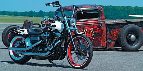 Harley's & Hotrods Night at The Revel Patio Grill tickets