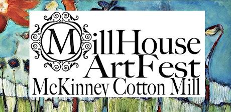 MillHouse ArtFest Summer 2021 tickets