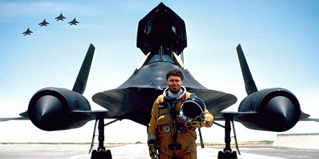An Evening with Brian Shul: SR-71 SPY PILOT, Flying the World's Fastest Jet tickets