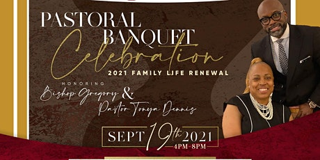 Pastoral Banquet Celebration tickets
