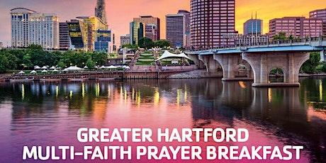 Greater Hartford Multifaith Prayer Breakfast Tickets