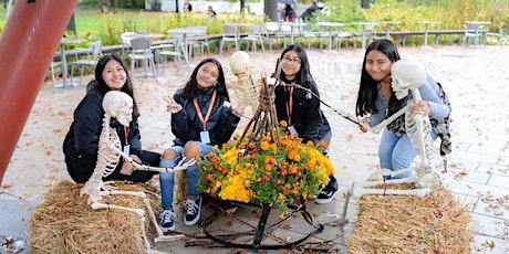 Halloween at the Garden Event Day Volunteering- 2021 tickets