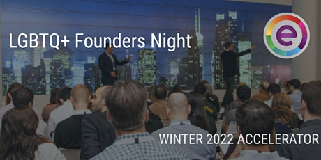 ERA Online LGBTQ+ Founders Pitch Night tickets