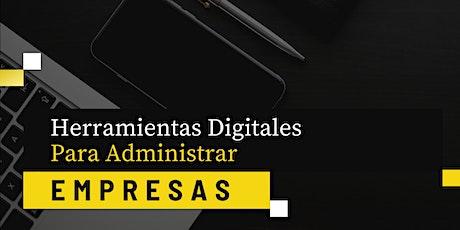 Herramientas Digitales para Administrar Empresas entradas