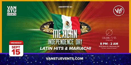 El Grito Mexican Independence at Celebrities Nightclub tickets