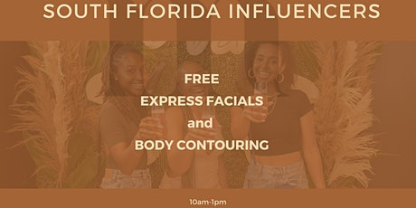 SOUTH FLORIDA INFLUENCER SPA PARTY! tickets