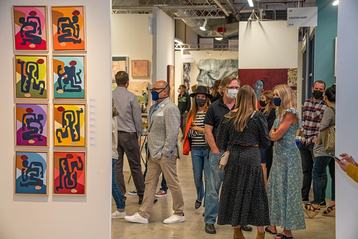 The Other Art Fair Los Angeles: September 23 - 26, 2021 image