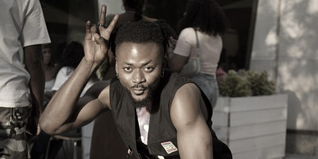 Afrosolution dance workshop tickets