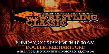 The Wrestling Classic tickets