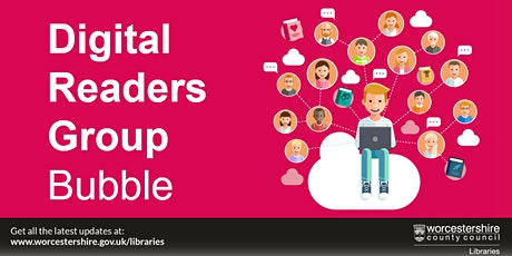 Digital Readers Group Bubble tickets