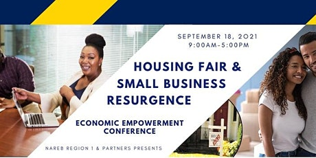 Free Community Housing Fair and Business Resurgence Event tickets
