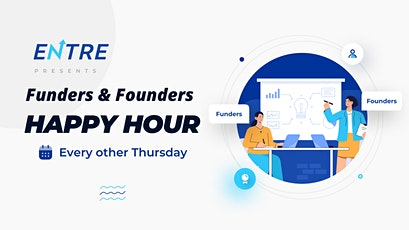 Funders & Founders Happy Hour tickets