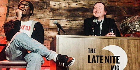 MONDAY OCTOBER 18: THE LATE NITE MIC tickets