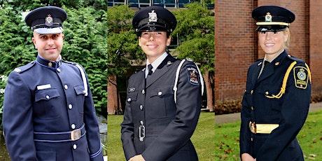 INFO SESSION: JIBC Law Enforcement Studies Diploma tickets