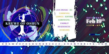 Krewe of Oshun Parade & Festival Registration tickets