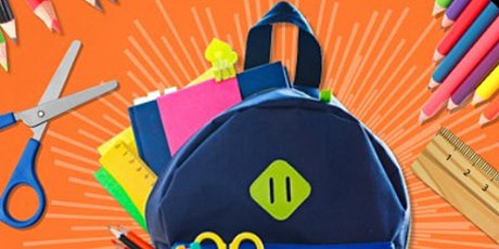 Back to School Supplies Distribution- Volunteer Shift Sign Up tickets