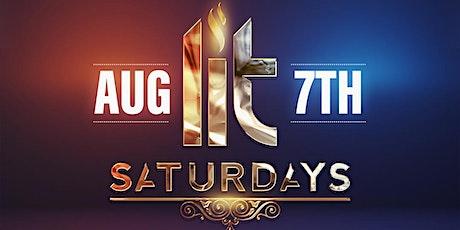 LIT SAT! HIPHOP & REGGAETON SAT @ OPAL Mountain View! tickets