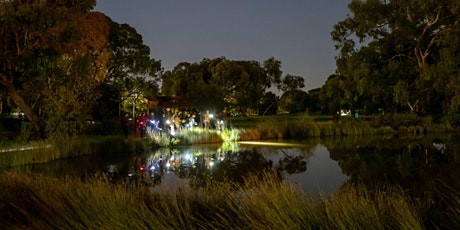 Fully booked -Oaklands Wetland Nature by Night tickets