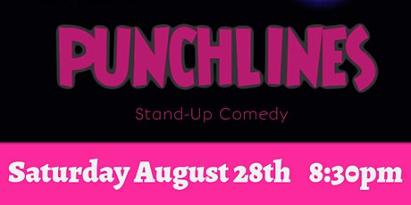 PUNCHLINES ( Stand-Up Comedy ) MTLSERIEDS.COM tickets