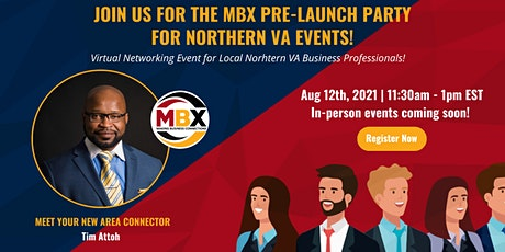 Pre-Launch Party for Northern VA Networking Events! tickets
