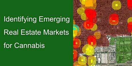 CREC Webinar -  Identifying Emerging Real Estate Markets for Cannabis tickets