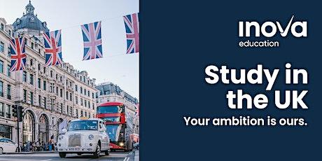 Atención Guatemala: Estudia en Reino Unido - sesión informativa en línea entradas