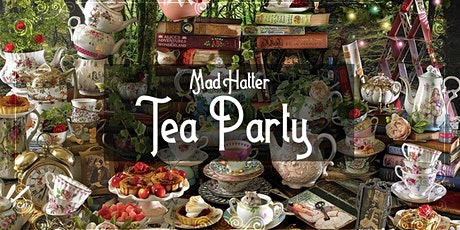 Mad Hatter Tea Party & Cooking Class: Elegant Desserts, Drinks, & Dress-Up tickets