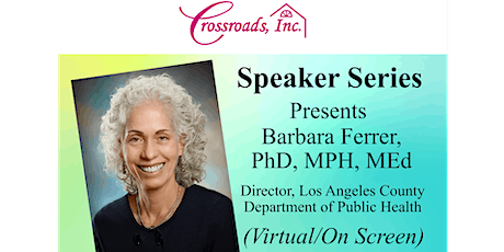An Afternoon with Dr. Barbara Ferrer tickets