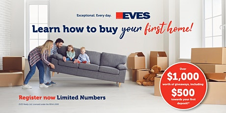 EVES First Home Buyers Seminar tickets