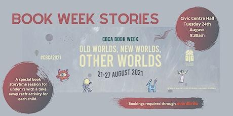 Book Week Stories tickets