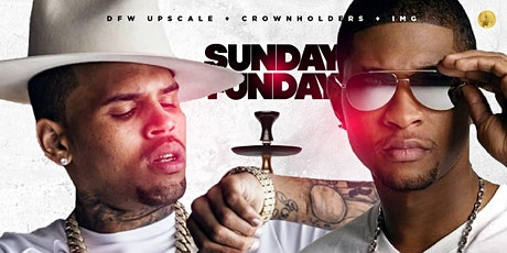 {August 8th} Chris Brown vs Usher Sunday Funday @ Dibs!!!! tickets