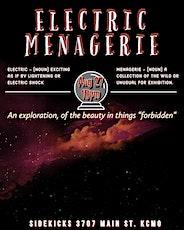 Electric Menagerie - Dark Underground Drag Night tickets
