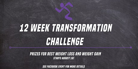 12 week Fit AF Challenge! tickets