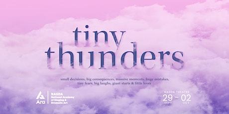 Tiny Thunders tickets